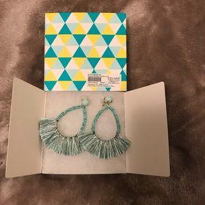 Stella & Dot Anne Fringe Earrings